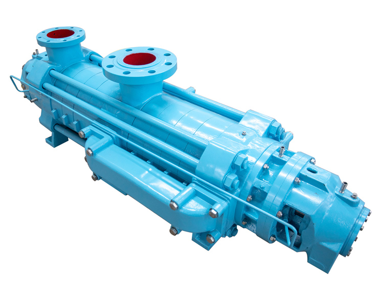 ZD Multistage Ring Section Pump